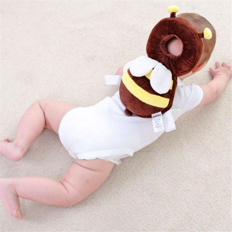 Bee Baby Head Protector Backpack