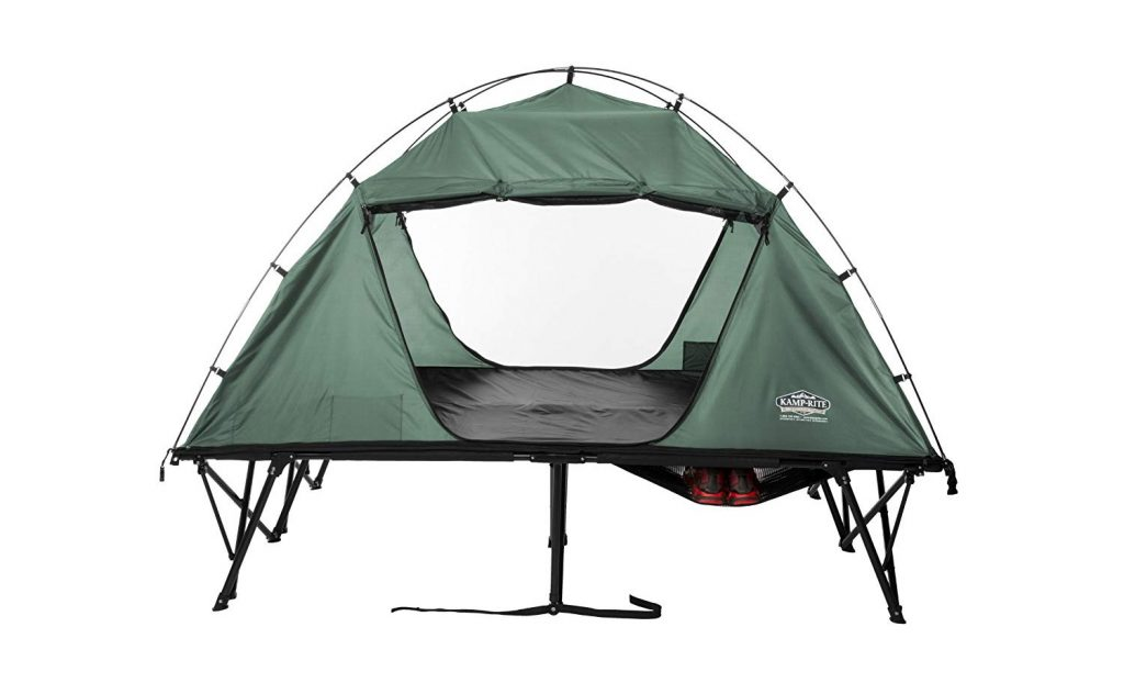 Compact double tent cot (Kamp-Rite)