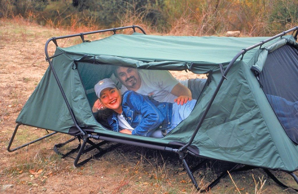 Double tent cot (Kamp-Rite) Outdoors