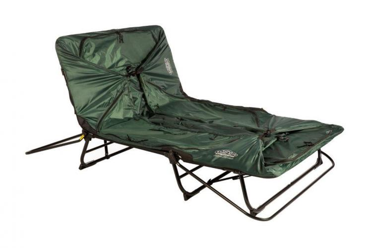 Double tent cot (Kamp-Rite) - Folded