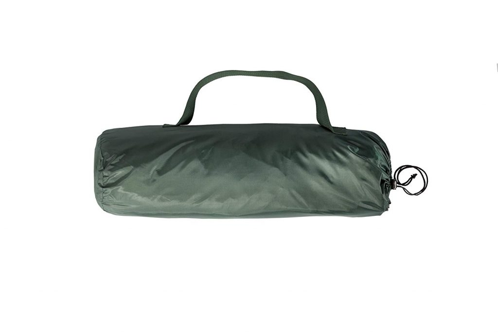 Double tent cot (Kamp-Rite) folded